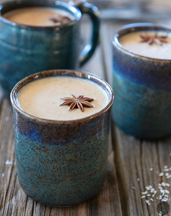 Cup of Coconut Chai
