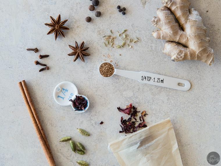 Coconut Chai Spices