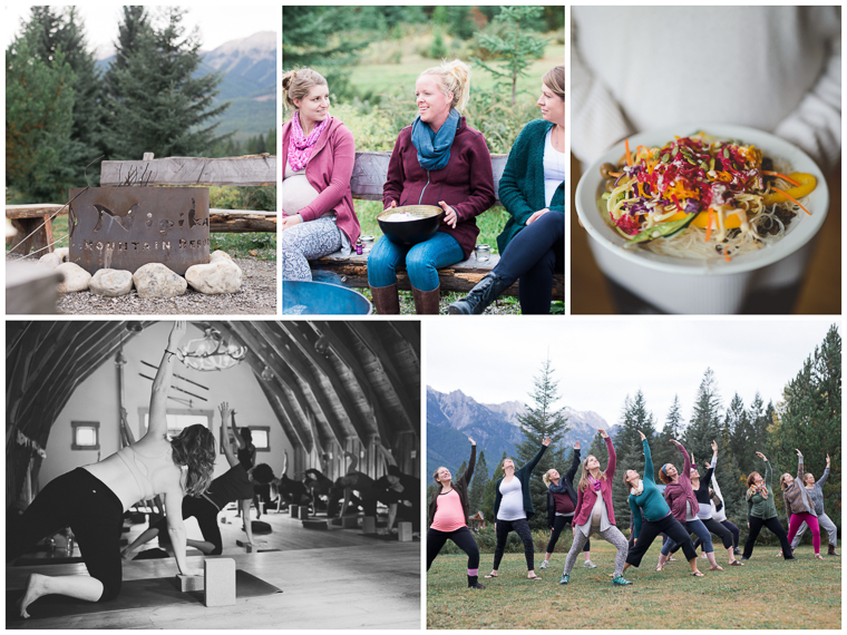 honoured journey prenatal yoga retreat